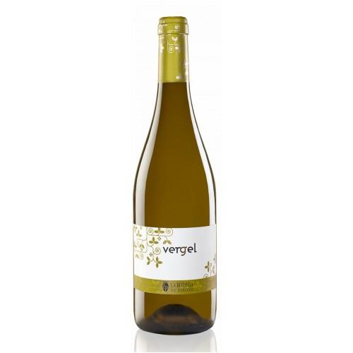 VERGEL BLANCO, VEGANO, ORGANIC, Airen, Sauvignon Blanc